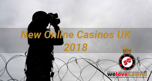 new online casinos uk
